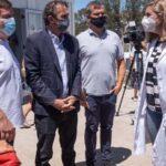 Katopodis aseguró que el Gobierno dejará «un sistema de salud mucho más fuerte»