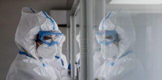 En las últimas 24 horas, 10.384 personas fueron diagnosticadas con coronavirus en el país