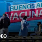 Todas las personas mayores de 55 pueden asistir a vacunarse sin turno previo